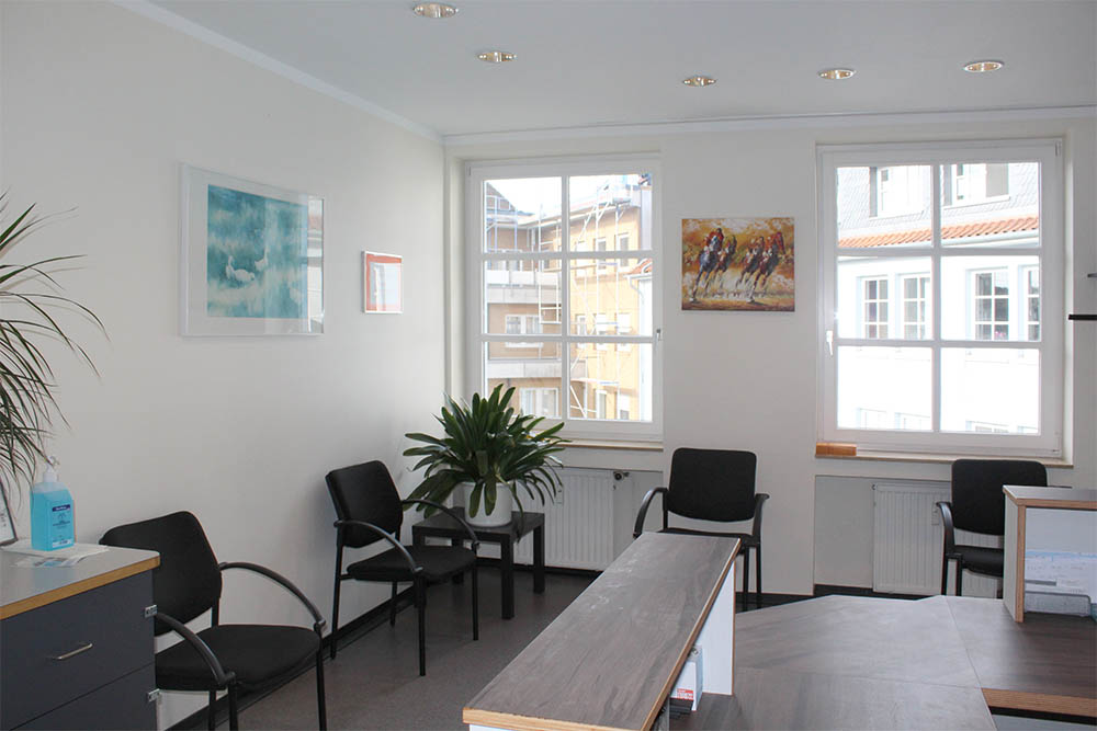 Einrichtung - Physio van Rooij van Engelen GmbH & Co.KG in 47441 Moers