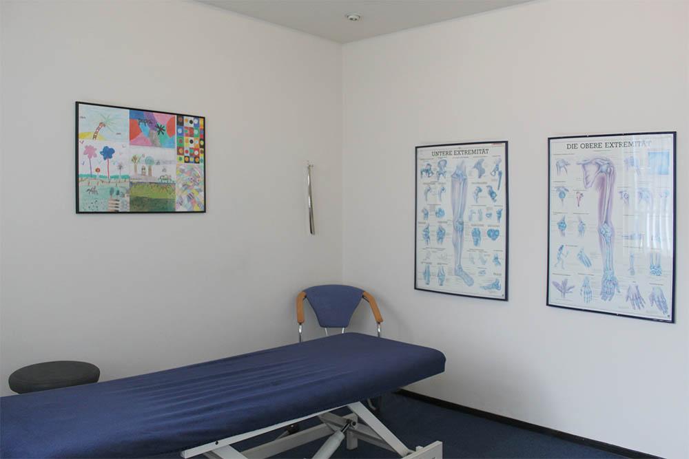 Einrichtung - Physiotherapie van Rooij in 47441 Moers